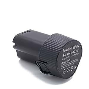 Rechargable Battery for Makita BL1013