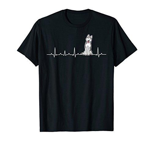 Husky Heartbeat T-Shirt