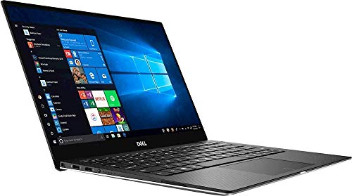 """2020 Dell XPS 13 7390 13.3"""" FHD Touchscreen Laptop Computer/ 10th Gen Intel Quad-Core i5-10210U up to 4.2GHz (Beat i7-7500U)/ 8GB DDR4/ 256GB PCIE SSD/ Online Class Ready/ Windows 10/ iPuzzle Mousepad"""