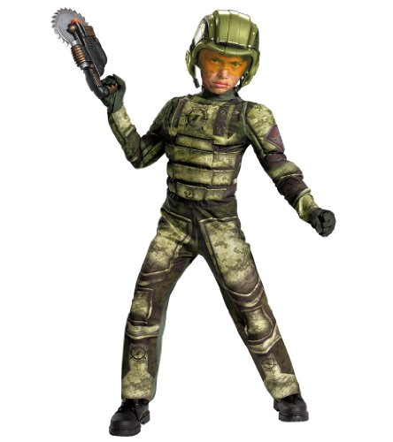 Disguise Operation Soldier Classic Costume