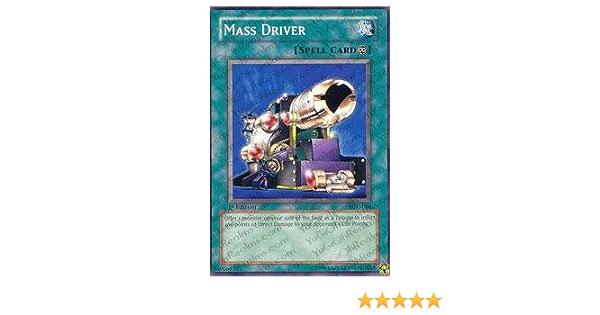 Mass Driver MFC-088 YuGiOh Card