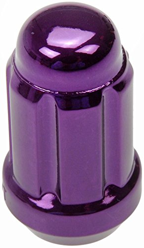 (Dorman 711-255J Pack of 20 Purple Lock Nuts with Key)