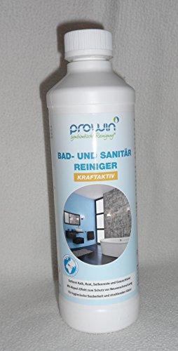 proWin Bad und Sanitärreiniger