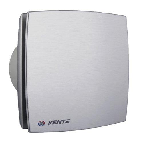 Bad Lüfter Ventilator Wandlüfter 100 125 150 VENTS LD T /LDA T Nachlauf  (Timer) (Weiss, Ø 125): Amazon.de: Küche U0026 Haushalt