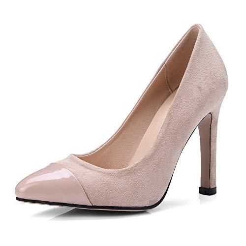 Balamasa Femme 5 Compensées Abricot Rose Sandales Eu 36 Apl10817 nAArxw1a