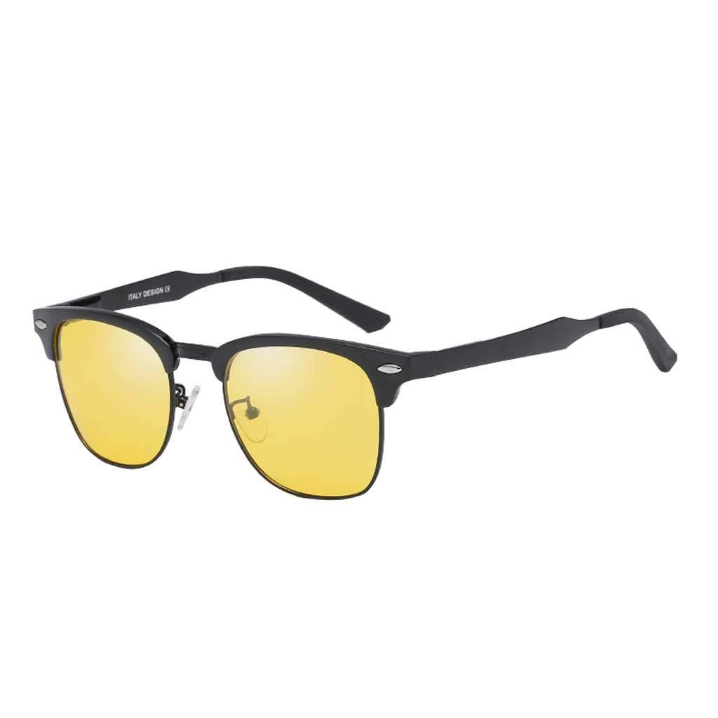 Unbekannt Outdoor-Reitbrillen Sport polarisierte Sonnenbrillen Angeln Brillen