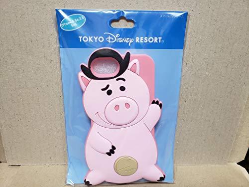 도쿄 디즈니 씨 한정  토이 스토리  햄  iPhone 케이스  iphone6 · 6S · 7 · 8 용  실리콘 케이스