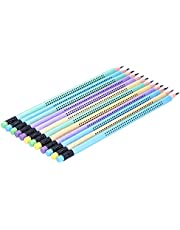 Pencil, Hard Refills 12Pcs Drawing Tool for Writing for Children
