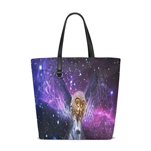 Cosmic Consciousness Tote Bag Purse Handbag Womens Gym Yoga Bags for Girls