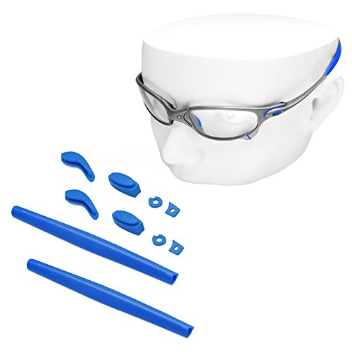 OOWLIT Temple Sleeve/Nose Pad Kit for Oakley Juliet - Multiple - Juliet Lenses Oakley