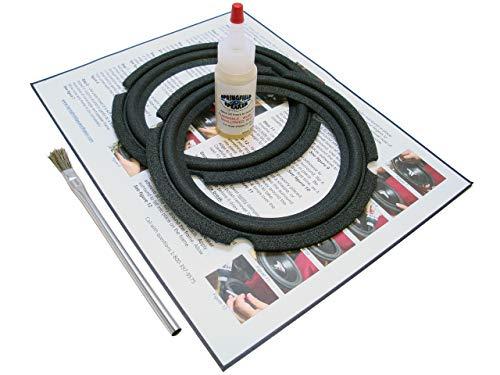 """JBL 6.5"""" Control 5 Speaker Foam Surround Repair Kit"""