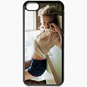 diy phone casePersonalized ipod touch 4 Cell phone Case/Cover Skin Charlize theron actresses famous for being star of in the valley of elah and hancock Blackdiy phone case