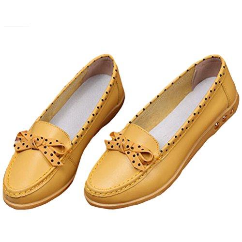 donna MatchLife donna Style5 Ballerine Ballerine Style5 MatchLife donna MatchLife Style5 Gelb Gelb Ballerine d5xwO