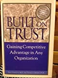 img - for Build on Trust gaining competitive advantage in any organization book / textbook / text book