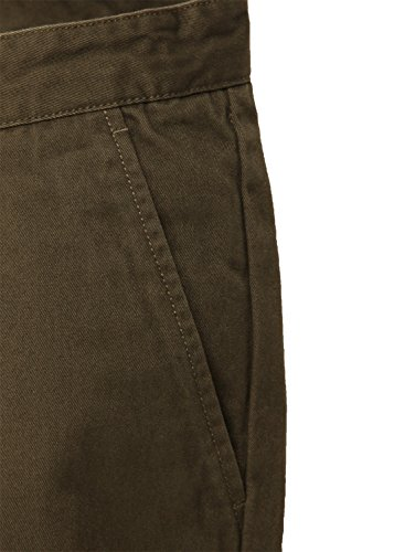 Gant Hommes Pantalon-Chino Vert foncé The Chino N.H. 1203-139504-313