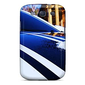 DEo2269GzAe Leeler Awesome Case Cover Compatible With Galaxy S3 - Auto Bmw Others Bmw Strawberry On The Hood