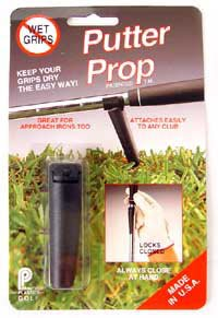 Charter Putter Prop Snap On Golf Club Stand Keep Grips (Keeps Grips)
