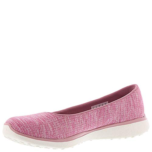Skechers23340 Mujer Microburst rosado Dash m B Darling Us Rosado 11 1n1ZrR