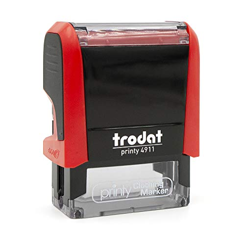 (Trodat Clothing Stamp, Personalized with Your Name - Customize Online)