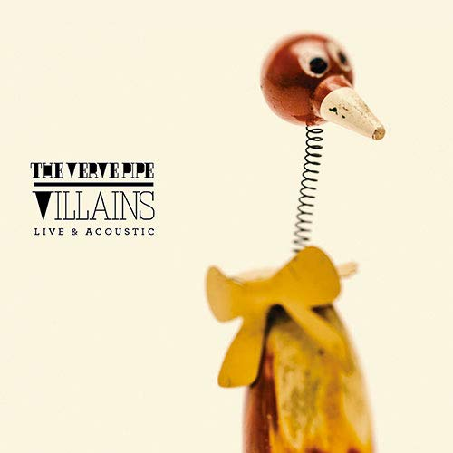 Villains--Live & Acoustic