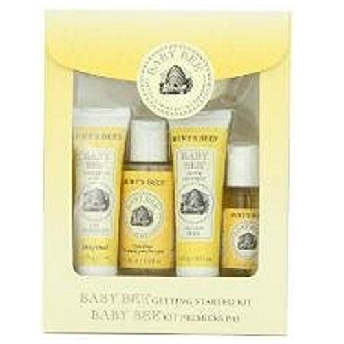 Burt's Bees Baby Bee Getting Started Kit 1 kit (Quantity of 3) Burt' S Bees Inc. 00913