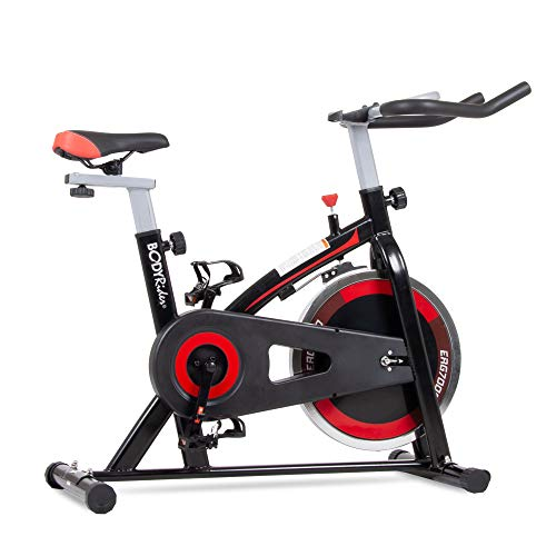 Body Rider ERG7000 Pro Cycle Trainer, Black/Gray/Silver/Red ()