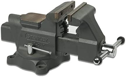 """Stanley Bench Vice 115 mm 4 1//2 /""""Steel Light Duty Banc Vices UK fonte 1-83-065"""