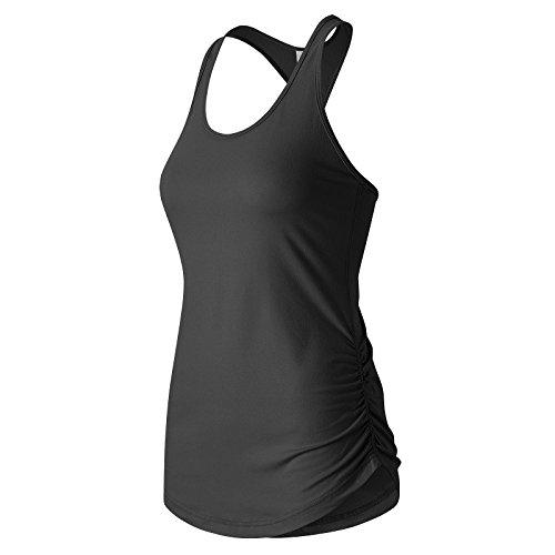Black Tirantes Mujer Camiseta New Balance x4aaTwI