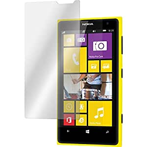 2 x Nokia Lumia 1020 Protection Film Tempered Glass clear - PhoneNatic Screen Protectors