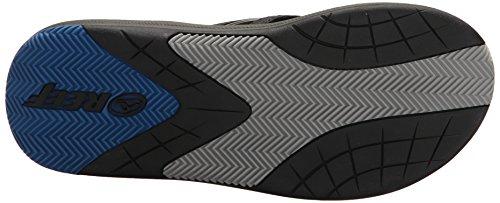 Grey Reef Flex Herren Sandalen Black Blue Sandalen znAWnr