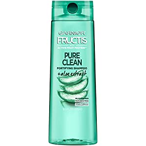 Garnier Fructis Pure Clean Shampoo, Conditioner + Dry Shampoo