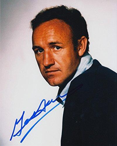 Gene Hackman Signed (Gene Hackman signed 8x10 photo)