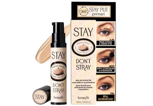 Benefit Stay Don't Stray (Stay Put Primer For Concealers & Eyeshadows) 10Ml/0.33Oz by Benefit