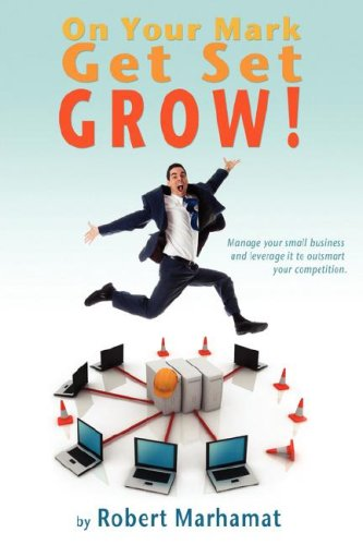 Download On Your Mark, Get Set, GROW! pdf epub