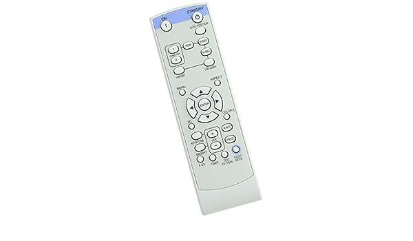 Mitsubishi xd250rem lámpara de mando a distancia: Amazon.es ...