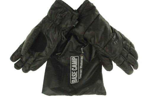 Grandoe Base Camp Gloves (X Small, Black)