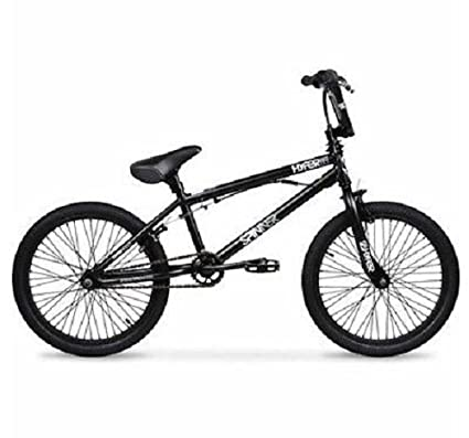 Amazon Com Hyper 20 Spinner Pro Boys Bmx Bike Black Spinner