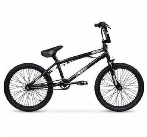 Hyper 20 Spinner Pro Boys' BMX Bike, Black (Spinner Bike) (Black) (Black)