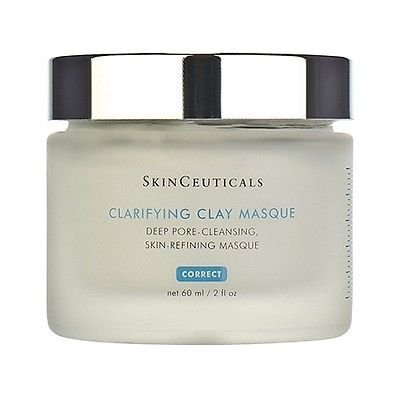 (Skinceuticals Clarifying Clay Masque 2oz, 60ml Skincare Cleansing Mask NEW )