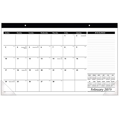 at-glance-2019-desk-calendar-desk-2