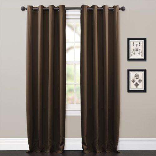 Lush Decor Jamel Window Curtain product image