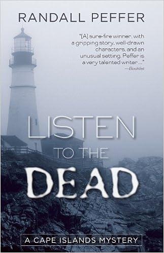 Listen to the Dead (Cape Islands Mysteries): Amazon com: Books