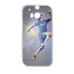 David Luiz HTC One M8 Cell Phone Case White DIY Ornaments xxy002-3635629