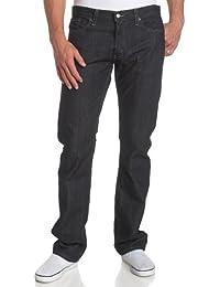 Men's 514 Straight fit Jean, Tumbled Rigid, 33x34