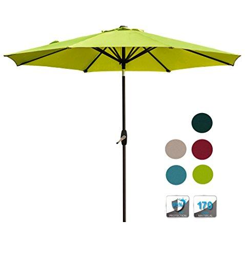 9' Market Patio Umbrella - 7