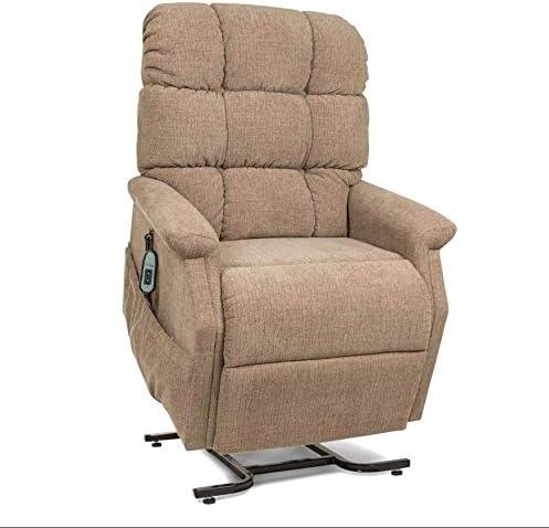 UltraComfort UC480-MLA Medium-Large Hampton Tranquility 3-Position Recline Lift Chair 375 Made