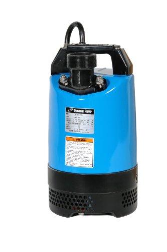 Tsurumi LBT-800 1 H.P. 3/220V, submersible sump pump with a 2