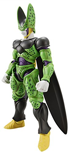 "Bandai Hobby Figure-Rise Standard Perfect Cell ""DRAGON Ball Z"" Building Kit from Bandai Hobby"