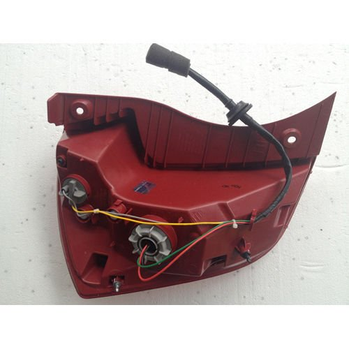 Kia Motors Genuine LED Rear Combination Tail Lamp Assembly L R 2-pc set For 2011 2012 Kia Picanto : All New Morning by Kia (Image #5)