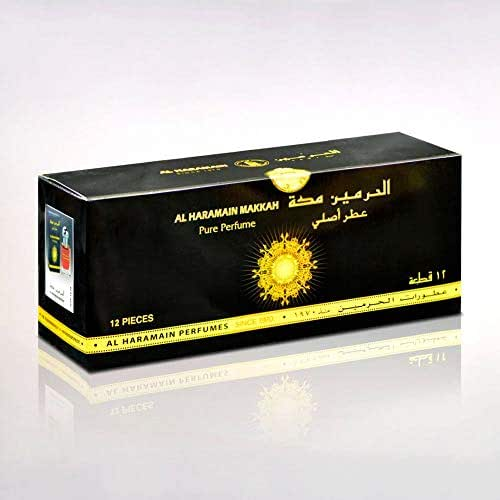 Al Haramain Makkah - Oriental Perfume Oil [15 ml]